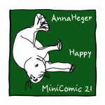 Link to minicomic 21e, called Happy