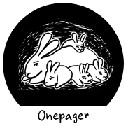 link to onepager minicomics