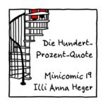 Link zum Minicomic 19 : Die Hundert-Prozent-Quote